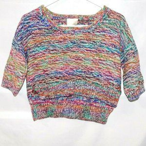 Wilfred Le Fou Womens XXS Masako Crop Sweater